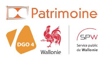 Patrimoine - DGO 4 - Wallonie - SPW